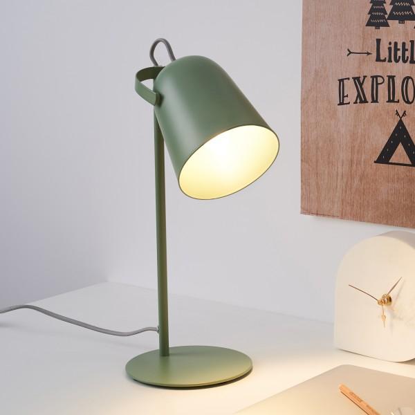 True Pistachio Schreibtischleuchte max20W E14 Grün