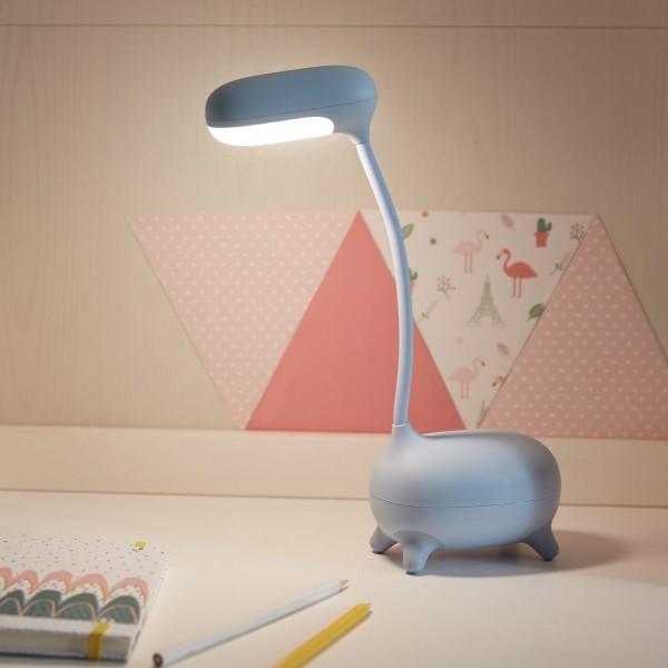 Sweet Little Giraffe Schreibtischleuchte 8W USB 5V Hellblau